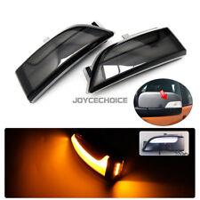 LED Dynamic Turn Signal Mirror Light For Ford Ranger T6 2012-2019 Raptor Everest