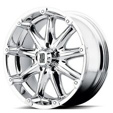 18 Inch Chrome Wheels Rims Ford Truck F 250 F 350 8x6.5 Lug XD Series XD779 18x9