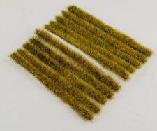 6mm Wild Meadow Grass Strips x 10 by WWS - Railway Diorama Scenery & Terrain