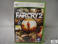 Far Cry 2  (Xbox 360, 2008)