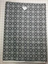 New listing Black White Gray Fabric~3 1/2 yards~Yolanda Fundora for Blank Quilting