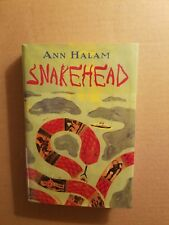 Snakehead by Ann Halam (2008, Hardcover) -- First US Edition