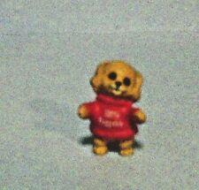 1990 Hallmark Merry Miniatures 100% Huggable Puppy