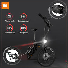 XIAOMI SMART ELECTRIC POWER FOLDING BIKE BLUETOOTH 40 SMART BIKE WITH FRONT AND