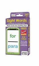 SIGHT WORDS / PALABRAS A SIMPLE VISTA - WS SOLUTIONS (COR) - NEW BOOK