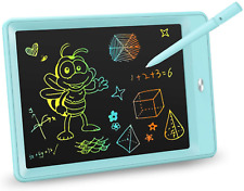 Kokodi Lcd Writing Tablet, 10 Inch Colorful Toddler Doodle Board Drawing Tablet