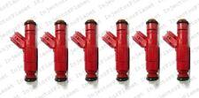 Set of 6 OEM Bosch 0280155934 Fuel Injectors for 2000-2003 Dodge Magnum 3.9L V6
