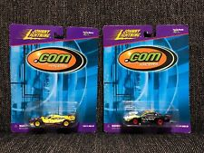 Johnny Lightning .com Racers Cars Yahoo! & Playing Mantis 1999 Diecast 1:64 Toy