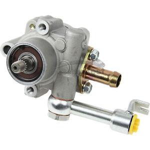 One New Atlantic Automotive Engineering Power Steering Pump 5577N for Nissan