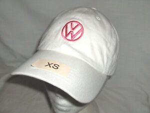 """#2826L* - LADIES' VOLKSWAGEN AUTO BALL CAP, HAT - """"VW"""""""
