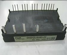 FUJI module 6MBP20JB060-03 New and good