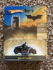 Hot Wheels Batman Begins Batcycle