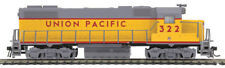 MTH HO Union Pacific GP38-2 Diesel w/DCC and PS-3 Sound Decoder 85-2038-1