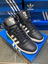 Adidas Top Ten OG Azul Marino CW Baloncesto Hi Top Uk 8.5 E42 década Hi Forum rivalidad