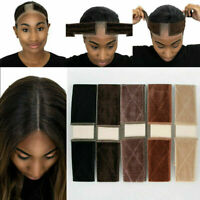 Lace Wig Grip Band New Velvet Comfort Adjustable Elastic Wig Grip Headband Brown