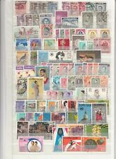 SIAM THAILAND nice used/MH collection (CV $300 EUR247)
