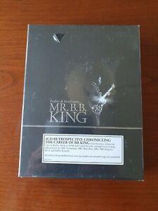 Mr.B.B.King, 4 CD-Box, neu und eingeschweißt