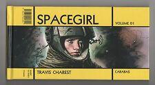 TRAVIS CHAREST  Spacegirl, French edition