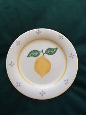 Vintage Laura Ashley Tea Plate - Summer Fruits
