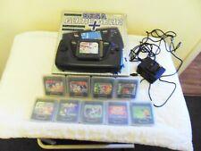 Sega Game Gear Konvolut