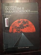 Encyclopedia of Occultism and Parapsychology Volume 1 2nd Ed 1984 0810301962