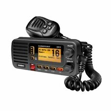 Uniden Um415 Marine Radio Vhf - 16/9/tri Instant - 25 W - Fixed Mount (um415bk)