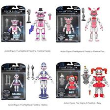 "FIVE NIGHTS AT FREDDY'S SISTER LOCATION 5"" FIGURES ENNARD BALLORA BABY 2017 NEW"