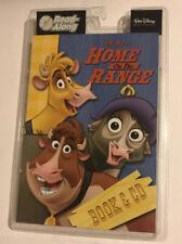 Disney Home On The Range SEALED CD 2004 Book Read-Along