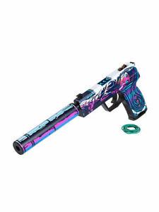 CS:GO USP-S   Neo-Noir CS GO weapon pistol rifle gun knife toy CSGO   wooden