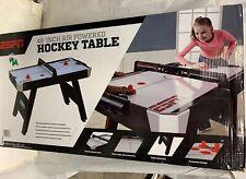 "ESPN 48"" Air Hockey Scorer - Black ... FREE SHIPPING ... C5"