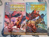 DC Comics MASSIVE Teen Titans TPB Lot New 52 11 books