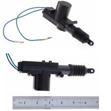 Metal & Plastic 12V NEW Auto Car Heavy Duty Power Door Lock Actuator - Black