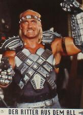 SUBURBAN COMMANDO - Lobby Cards Set - Hulk Hogan, Christopher Lloyd