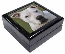 American Staffordshire Bull Terrier Dog Keepsake/Jewellery Box Christ, AD-SBT5JB
