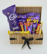 Luxury Chocolate Hamper Large Mix Cadbury Birthday Get Well Thank You Vegetarian