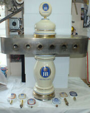 Hb Hofbrauhaus Ceramic Beer Fountain