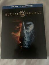 Mortal Kombat 2021 Blu Ray + Digital