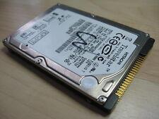 "IDE Hard Drive 60GB Hitachi 2.5"" HTS541060G9AT00 WinDFT Tested w/ Log #C101CQ"