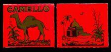 Camello - Vintage Cigarette Rolling Papers Lot RARE