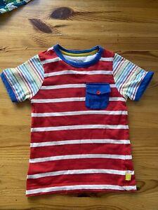 Little Bird Striped T Shirt 2-3