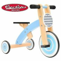Brand New Kid's Cyclops Classic Sturdy RETRO WOODEN TRIKE Ride on Toy 2-5 Years