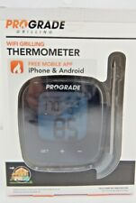 Pro Grade Grilling Wifi Thermometer Iphone & Android App
