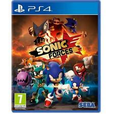 Sonic Forces PS4 Game for PlayStation 4 NEW