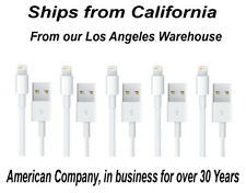 """5 PACK - 36"""" LIGHTNING USB Cable for Apple iPhone and iPad SHIPS FREE"""