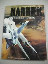"""""""HARRIER: SKI-JUMP TO VICTORY"""" BY GODDEN! THE HARRIER JET IN THE FALKLAND`S WAR!"""