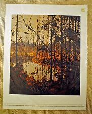 """Northern River Art Poster Print by Tom Thomson, 19"""" x 24"""""""