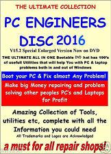 Les ingénieurs de PC Utility Toolkit outils Windows 2016 DVD CIVD toujours meilleurs disponibles
