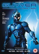 Guyver Dark Hero (Special Extended Version) Region 4 New DVD