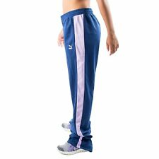 Women s PUMA T7 Track Pants Twilight Blue Purple size XL (T77)  50 0e50b9b0e48