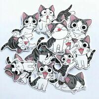 Chi's Sweet Home STICKERS : 14 PCS Pack Set Lot : Chi Cat Anime Manga : Sticker